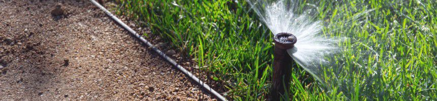 Custom designed efficient drip irrigation