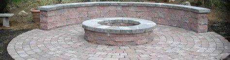 Custom Firepit expert stone masons fire pit Littleton colorado high quality workmenship reasonable price reliable crew
