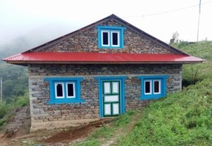 Hewa Clinic built with the help of Hike For Help