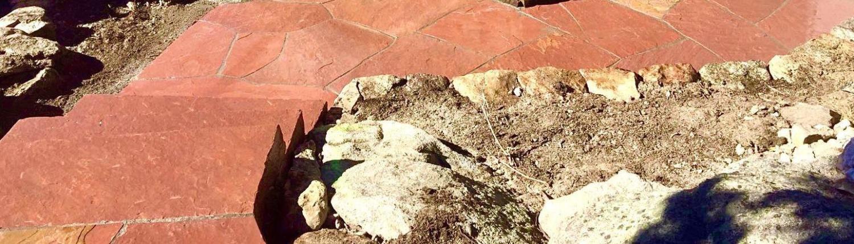 Redwood steps Thornton Colorado