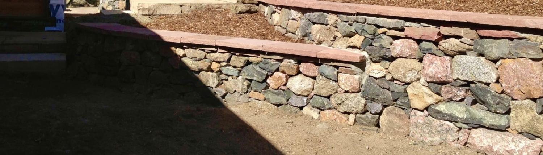 Sherpa Strong retaining wall Denver Colorado