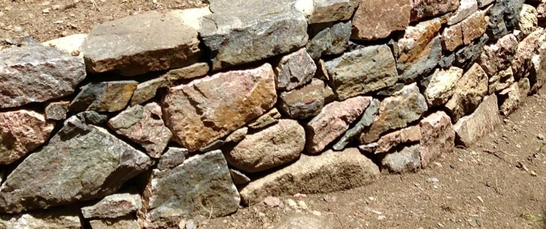 Sherpa strong retaining walls Denver Colorado