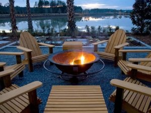 Custom Firepit expert stone masons fire pit Littleton colorado high quality workmenship reasonable price reliable crew