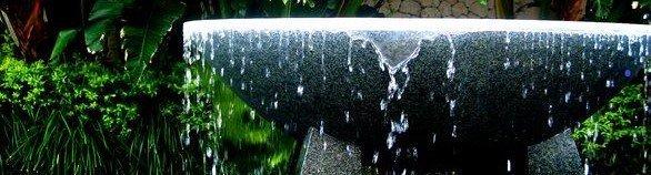 garden fountain Golden Colorado