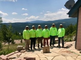 reliable skilled expert landscaping contractors Evergreen Colorado