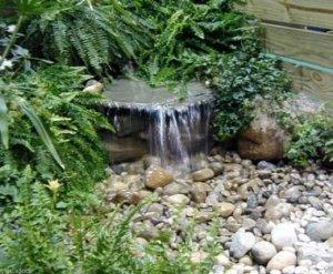 water feature Highlands Ranch Colorado
