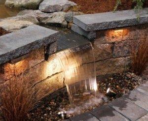 waterfall for yard Aurora Colorado